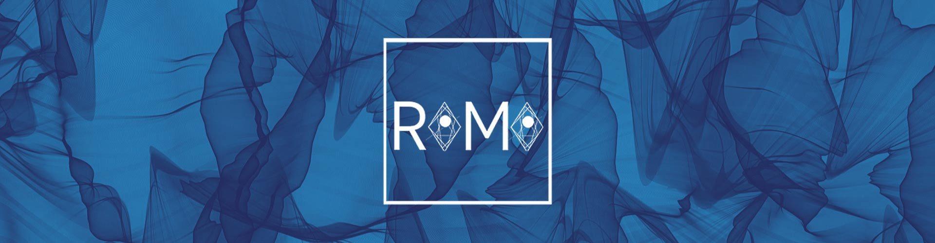 romo new blog logo
